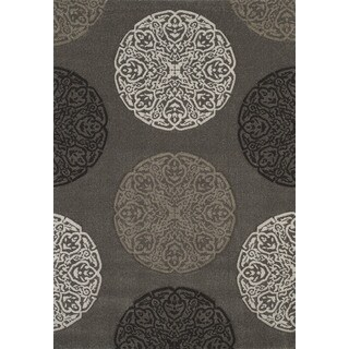 """Townshend London Stone Hand Carved Area Rug (5'3"""" x 7'6"""")"""