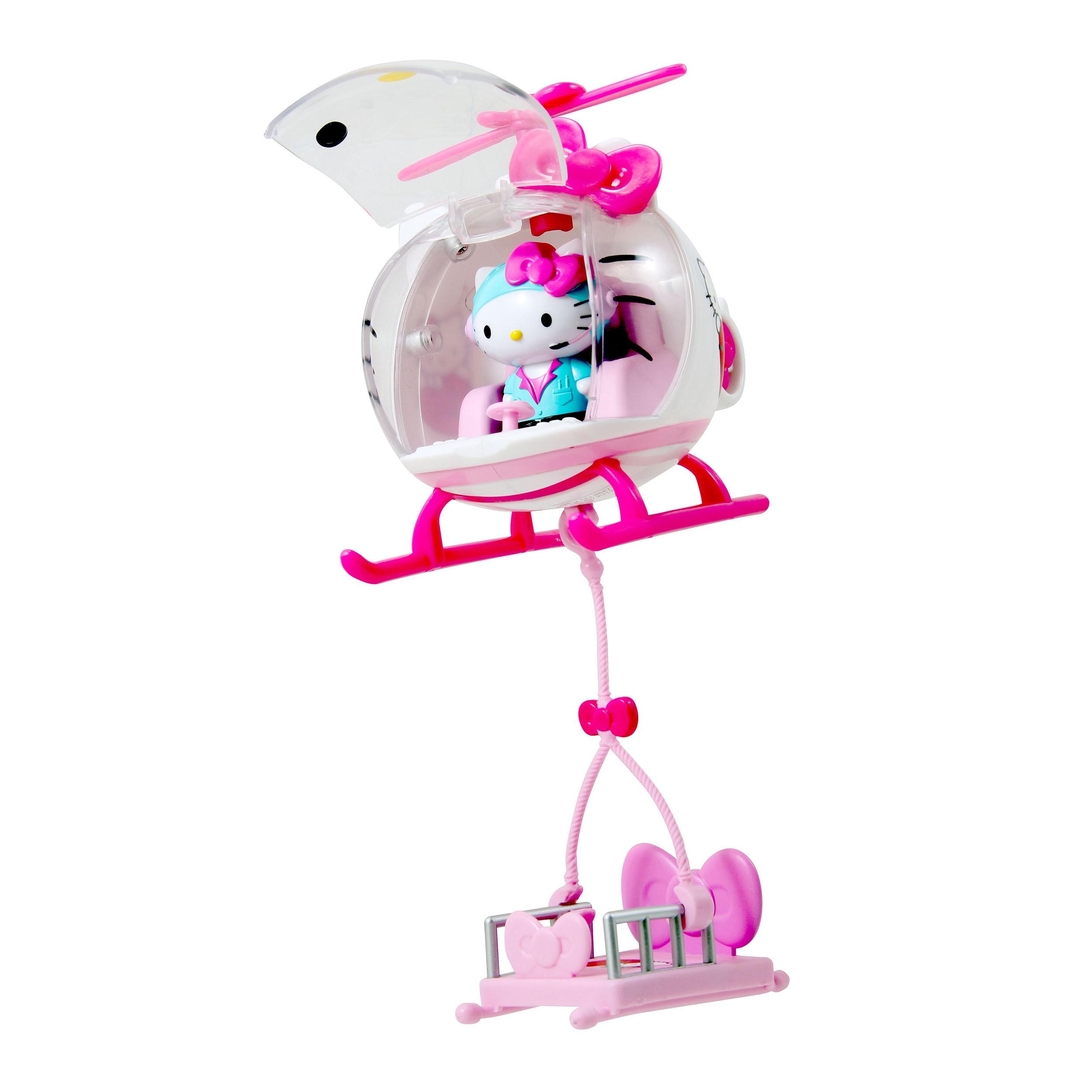 Jada Toys Hello Kitty Emergency Helicopter (1)