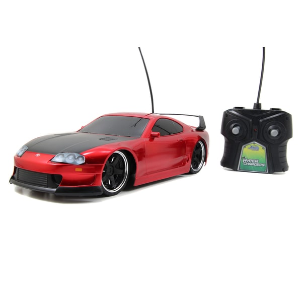 HyperChargers 1:16 Toyota Supra Remote Control Car