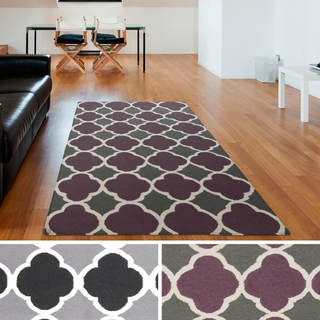 Wichita Flatweave Geometric Area Rug (9' x 13')