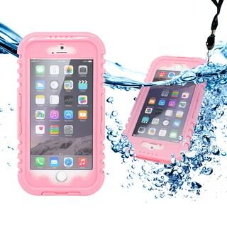 Gearonic Waterproof Heavy Duty Back Full Cover Case for Apple iPhone 6