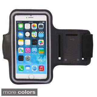 Gearonic Premium Sport Armband Case for Apple iPhone 6