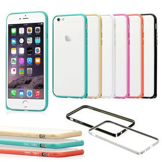Gearonic Metal Aluminum Bumper Case Cover for Apple 4.7-inch iPhone 6