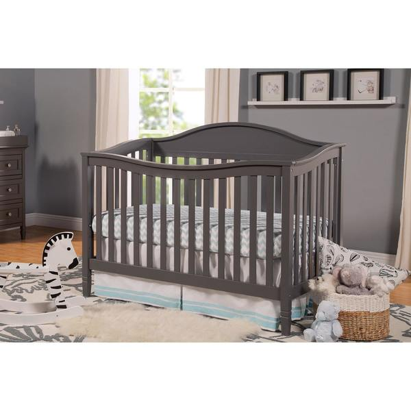 davinci laurel 4in1 convertible crib