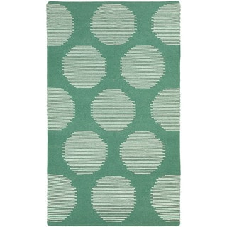 Mureaux Flatweave Dot Area Rug (3'6 x 5'6)