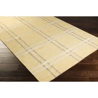 Hand-woven Lizzy Wool Area Rug (2'6 x 8')