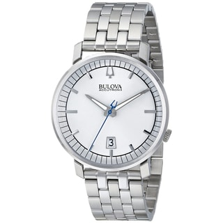 Bulova Accutron Men's 96B216 II Telluride Stainless Steel Watch