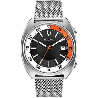Bulova Men's 96B208 Accutron II Snorkel Silvertone Stainless Steel Watch