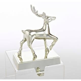 Kurt Adler 8-inch Deer Stocking Holder|https://ak1.ostkcdn.com/images/products/9512132/P16691061.jpg?impolicy=medium
