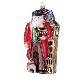 Kurt Adler 7.02-inch Polonaise English Santa