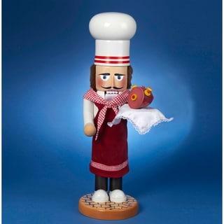 Kurt Adler Steinbach Santa Chef Nutcracker