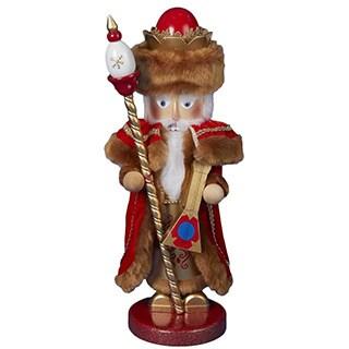 Kurt Adler 18.5-inch Steinbach Siberian Santa Nutcracker