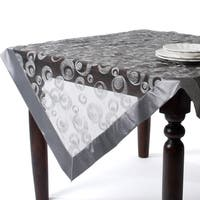 Embroidered Design Tablecloth