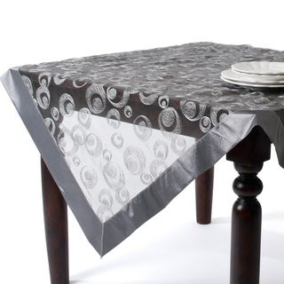 Embroidered Design Tablecloth (3 options available)