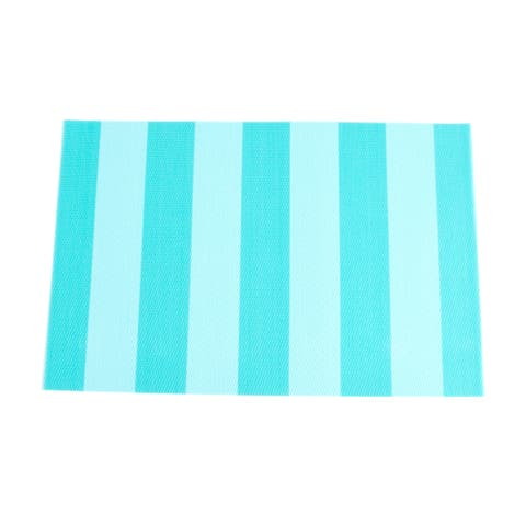 Striped Design Placemats (set of 4)