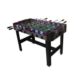 Voit 48-inch Football-Themed Foosball Table Game