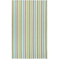 Couristan Bar Harbor Caribbean Breeze Reversible Area Rug - 8' x10'