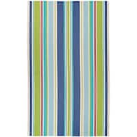 Couristan Bar Harbor Splish Splash Reversible Area Rug - 8' x10'