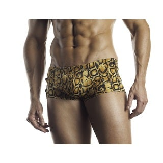 Excite for Men Animal Print Snap Side Trunk