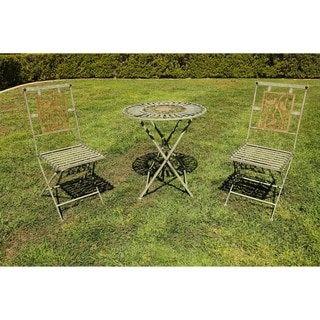 Birds on Branches Bistro Set