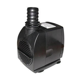 Submersible 550-GPH Stream Pump with 16-foot Cord