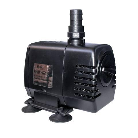 Power Head 280-GPH Pump with 16-foot Cord