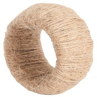 Jute Napkin Ring (set of 4)