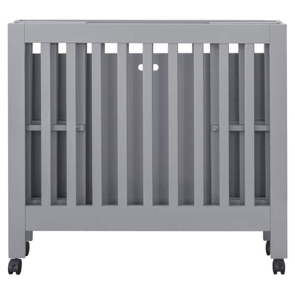 Amazon.com : Origami Mini Crib with Pure Core Non-Toxic Mini Crib ...   600x600