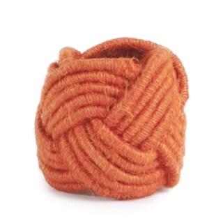 Braided Jute Napkin Ring (set of 4)