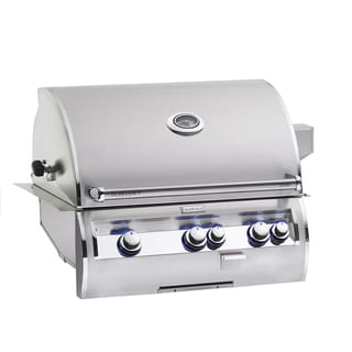"Fire Magic Echelon Diamond ""A"" E660i Built In Stainless Steel Gas Grill"