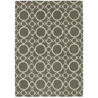 Waverly Art House Connected Stone Area Rug by Nourison (5' x 7')