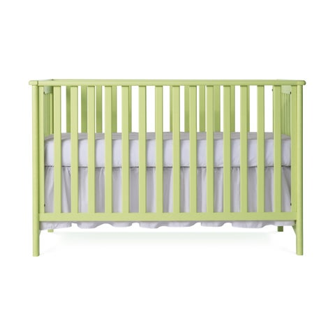 Child Craft Lime London Stationary 3-in-1 Crib