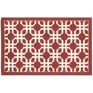 Waverly Art House Groovy Grille Cordial Area Rug by Nourison (2'3 x 3'9)