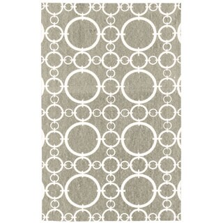 Waverly Art House Connected Stone Area Rug by Nourison (2'3 x 3'9)