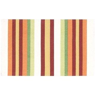 Waverly WAH12 Area Rug (23 x 39 - Orange)