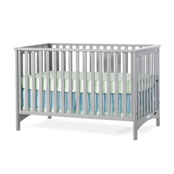 Child Craft Grey London Stationary 3-in-1 Crib