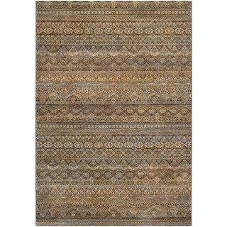 "Couristan Easton Capella/Brown-Multi Area Rug - 5'3"" x 7'6"""