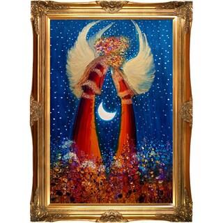 Justyna Kopania 'Angels' Framed Fine Art Print