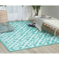 Waverly Art House Artistic Twist Crystal Area Rug by Nourison (2'3 x 3'9)