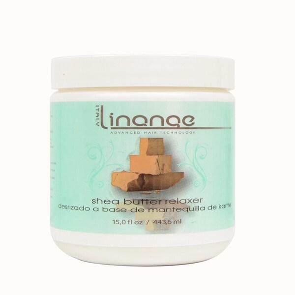 Linange Shea Butter 15-ounce Hair Relaxer