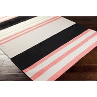 """Hand Woven Patsy Wool Area Rug - 2'6"""" x 8'"""