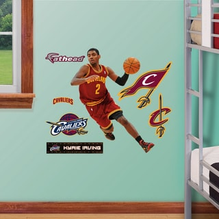 Fathead Jr. Kyrie Irving Wall Decals