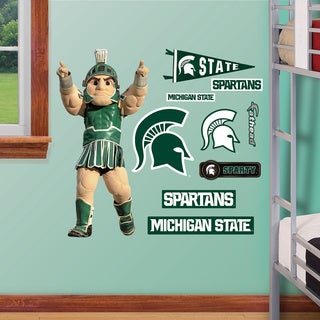 Fathead Jr. Michigan State Sparty Wall Decals