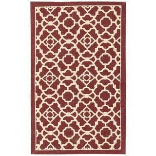 Waverly Color Motion Lovely Lattice Cordial Area Rug by Nourison (5' x 7')