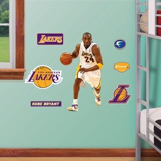 Fathead Jr. Kobe Bryant Wall Decals