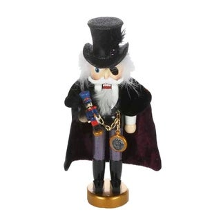 Kurt Adler 12-inch Hollywood Drosselmeier Nutcracker
