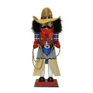 Kurt Adler 15-inch Hollywood Cowboy Nutcracker