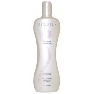 Biosilk Thickening 12-ounce Conditioner