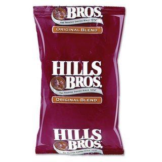 Hills Bros. Original 2.25-ounce Coffee Packet (Carton of 24)