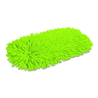 Quickie Home Pro Soft and Swivel Green Microfiber Dust Mop Refill